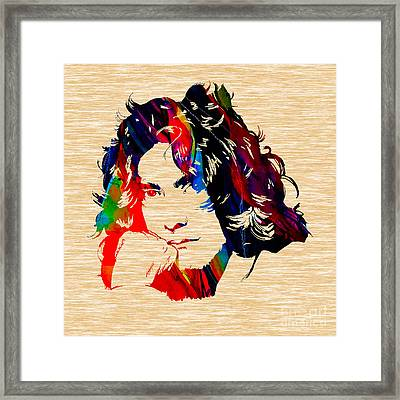Robert Plant Collection Framed Print