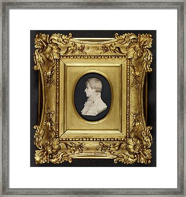 Robert Sutherland Framed Print by British Library