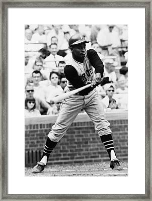 Roberto Clemente Pirates Great Baseball Player Framed Print