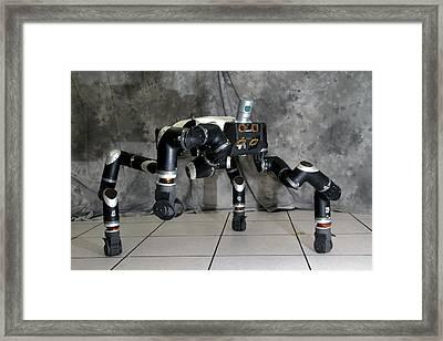 Robosimian Robot Framed Print