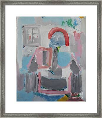 Roboto Framed Print by Jay Manne-Crusoe