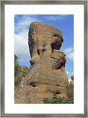 Rock Formation Belogradchik Framed Print by Tony Murtagh