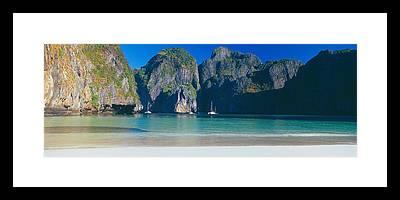 Koh Phi Phi Framed Prints