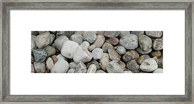 Rock Group Framed Print