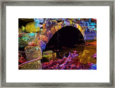 Rock Of Ages 2 Framed Print by Brian Stevens