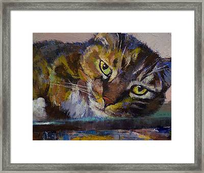 Rockefeller Framed Print by Michael Creese