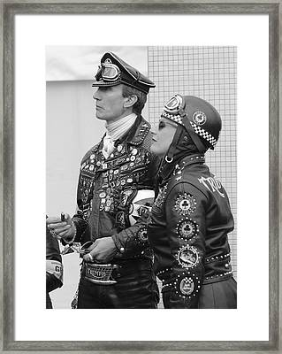 Rockers 2 Framed Print