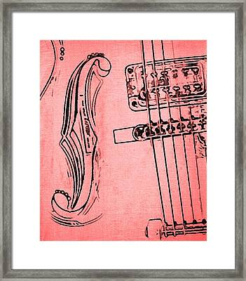 Rockin The Pink  Framed Print by Chris Berry