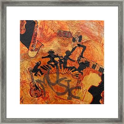 Rockit I Framed Print