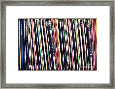 Rockollection Framed Print by Delphimages Photo Creations
