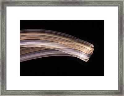 Rock Lightpaintings - African Queen Picture Jasper Framed Print