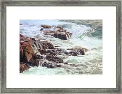 Awash  Framed Print