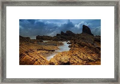 Rocky Forster 0003 Framed Print