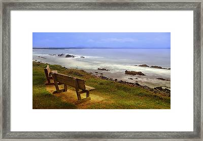 Rocky Forster 0007 Framed Print by Kevin Chippindall