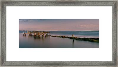 Rocky Point Framed Print by Pro Shutterblade