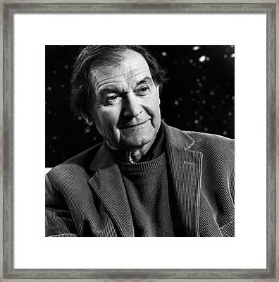 Roger Penrose Framed Print