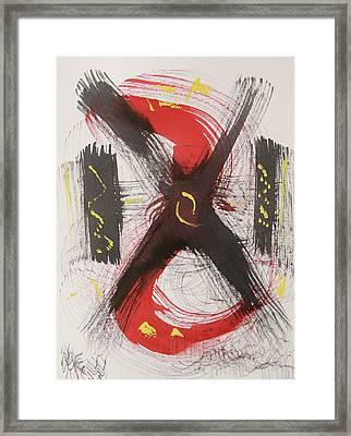 Roger Wilco Framed Print