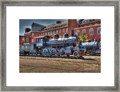 Rogers #299 Framed Print by Anthony Sacco