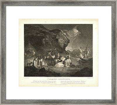 Rollet French, Active Late 18th Century After John Raphael Framed Print by Litz Collection