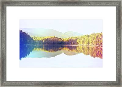 Rollin On The River Framed Print by Kenny Noddin