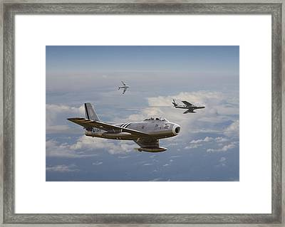 'rolling Home' Framed Print by Pat Speirs