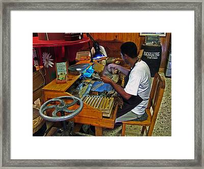 Rolling Framed Print by Keith Eisenstadt