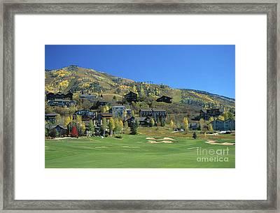 Rollingstone Ranch Framed Print