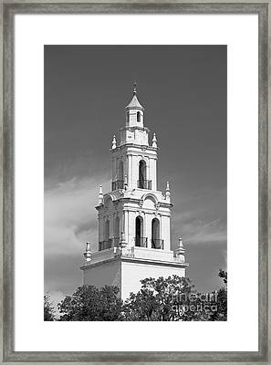 Rollins College Knowles Memorial Chapel Framed Print by University Icons
