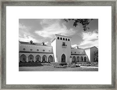 Rollins College Olin Library Framed Print by University Icons
