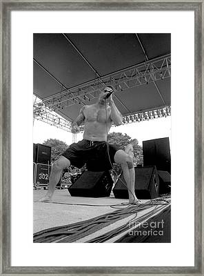 Rollins044 Framed Print by Timothy Bischoff