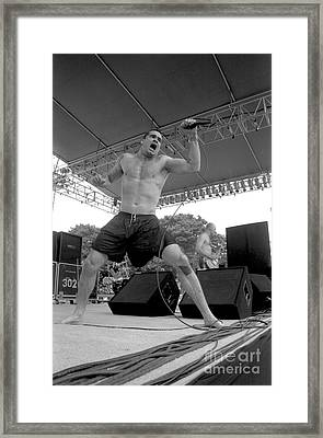 Rollins048 Framed Print by Timothy Bischoff