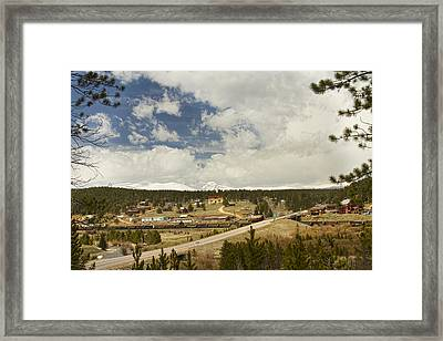 Rollinsville Colorado Framed Print by James BO  Insogna