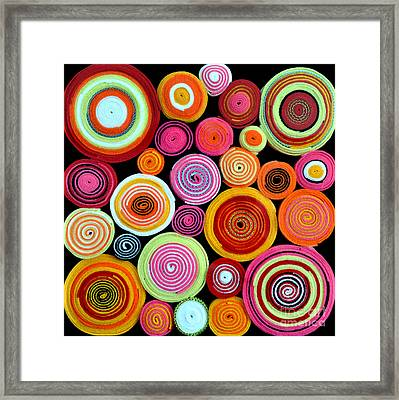 Rolls Framed Print by Delphimages Photo Creations
