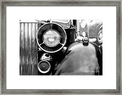 Rolls Royce Framed Print by Evgeniy Lankin