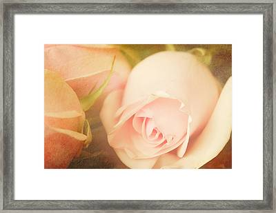 Romance Framed Print by Dick Wood