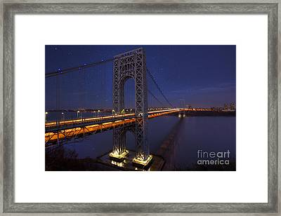 Romantic Connection Framed Print by Marco Crupi