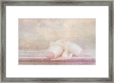Romantic Dancer Framed Print