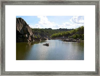 Romantic Getaway Framed Print