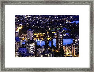 Framed Print featuring the photograph Romantic Kits Beach - Mdxxxviii by Amyn Nasser