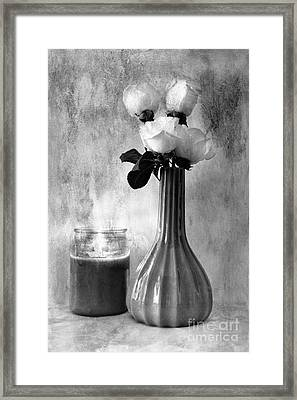 Romantic Light Framed Print by Betty LaRue