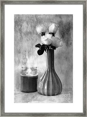 Romantic Light Framed Print by Betty LaRue