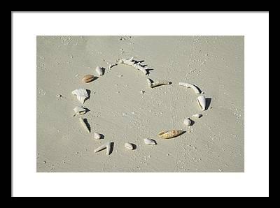 Rosemary Beach Framed Prints
