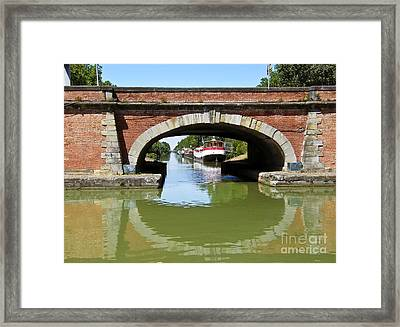 Romantic Toulouse Framed Print by Sophie Vigneault