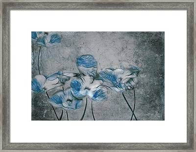 Romantiquite - 02a Framed Print by Variance Collections