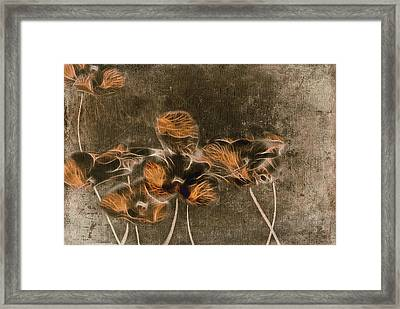 Romantiquite -  04c Framed Print by Variance Collections