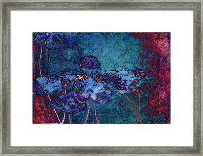 Romantiquite -  55at22 Framed Print by Variance Collections