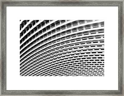 Framed Print featuring the photograph Rome Abstract by Matthew Ahola