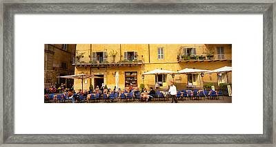 Rome Italy Framed Print by Panoramic Images