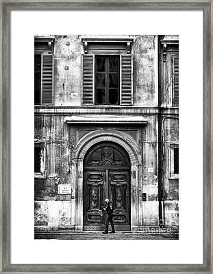 Rome Framed Print by John Rizzuto