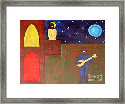 Romeo And Juliet 2 Framed Print by Patrick J Murphy